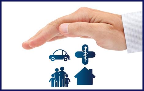 Hand Versicherung